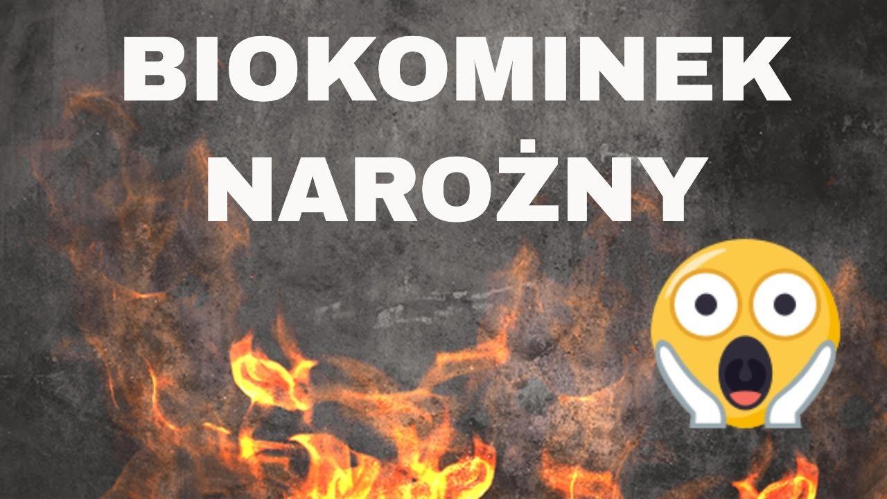 Biokominek Narony Zabudowa Nila YouTube