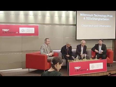 Millennium Technology Prize & TEDx Shanghai: Panel Discussion
