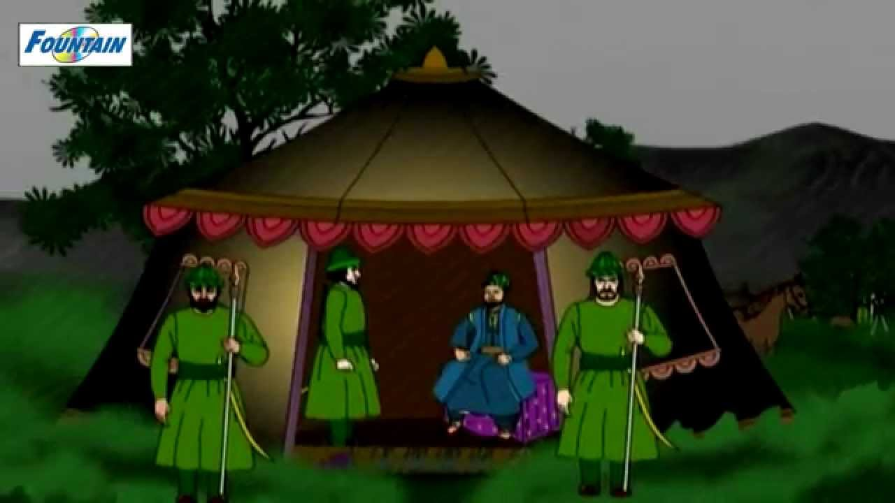 shivaji maharaj marathi animated story pawan khind youtube