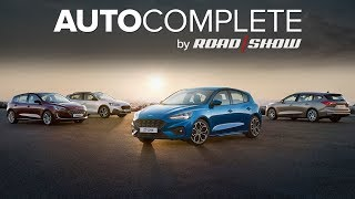 AutoComplete: 2019 Ford Focus gets more fun and safety tech thumbnail