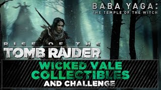 Rise of the Tomb Raider: Baba Yaga • Wicked Vale Collectibles • Lanterns, Documents, & MORE
