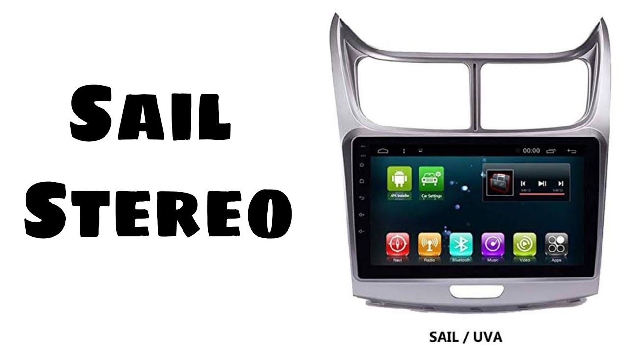 Chevy Sail Android Double Din   Sail Modified   Android Stereo For Sail