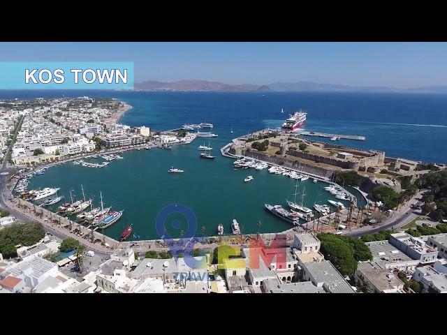 GEM Travel Rhodes - Kos, the island of Hippocrates! (HD)
