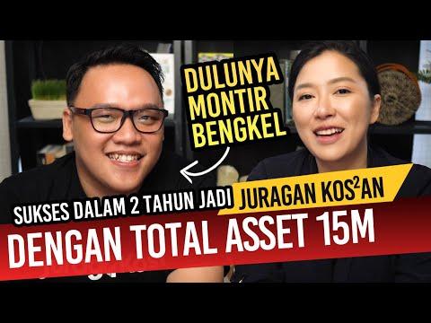 Kisah Juragan Kos Dengan Asset 15 M! Dulunya Montir Bengkel