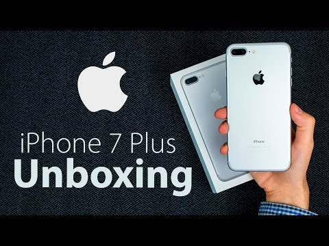 iPhone 7 Plus - EPIC Unboxing & First Impressions!
