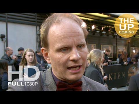 Dome Karukoski On Tolkien At London Premiere - Interview