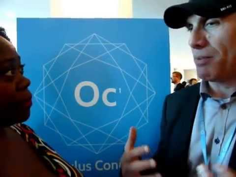 Interview with Amir Rubin CEO Sixense Oculus Connect