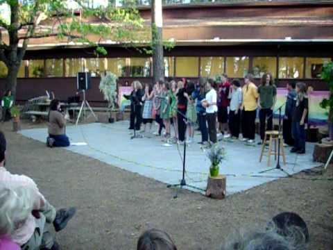 Yuba River Charter School 7th Grade Spring Assembly April 16, 2009