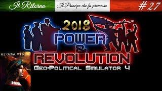Geopolitical Simulator 4 P&R 2018 Italia Borgia: #27