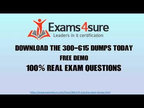 300-615 Test Dumps