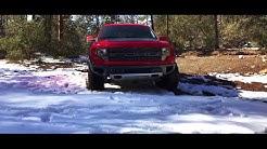 Arizona Offroad Snow | Control Rd Payson AZ