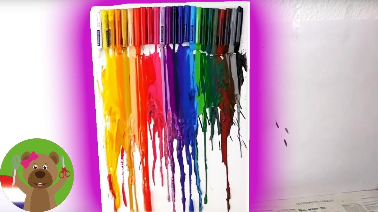 mooie schilderijen maken