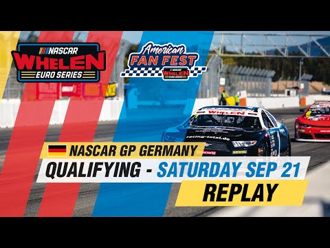 ELITE 1&2 Qualifying | NASCAR GP Germany 2019