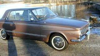 Valiant Signet 200 V-8 1964