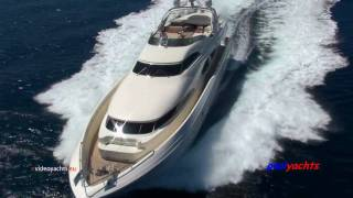 Technema 95 Posillipo Luxury Motor Yacht on Sale