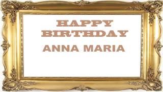 AnnaMaria   Birthday Postcards & Postales - Happy Birthday