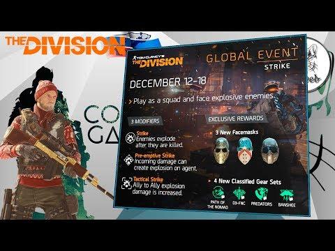 The Division - Глобальное событие ПОЛУЧИ СВОЙ СЕКРЕТНЫЙ СЕТ