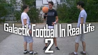 Galactik Football In Real Life 2