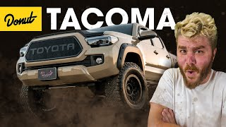 TOYOTA TACOMA - Everything You Need to Know | Up to Speed thumbnail