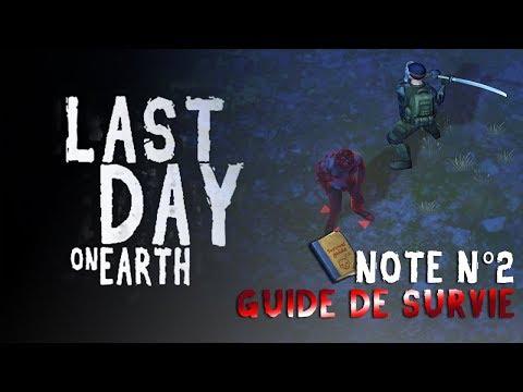 LAST DAY ON EARTH - GUIDE DE SURVIE #2 !