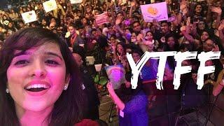 Shirley Setia | YouTube FanFest India 2016