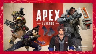 [LIVE] APEX LEGENDSテスト配信