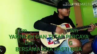 Chant persebaya BERJAYALAH.... ( CHORD GITAR )