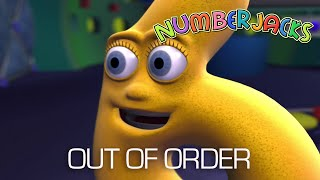 NUMBERJACKS | Out Of Order | S1E12