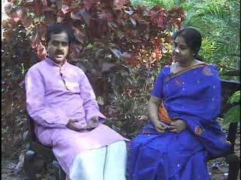 Lalgudi G.J.R.Krishnan & Vijayalakshmi-Carnatic violinists.