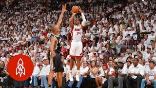 FROM DOWNTOWN: An Oral History of the 3-Point Shot With Ray Allen