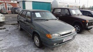 ВАЗ 2114 Самара 2011. Обзор автомобиля