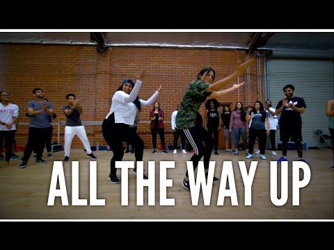 """ALL THE WAY UP"" & ""VEERVAAR"" - The Spintape by Spin Singh #BHANGRAFUNK dance"