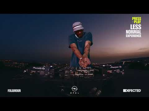 Folamour - Live from Marseille (Opel x Defected: Press Play: Less Normal Experience)
