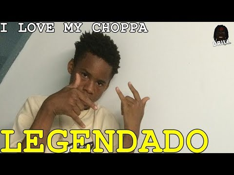 Tay K - I Love My Choppa (LEGENDADO)