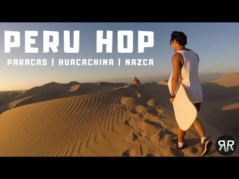 Action Packed Peru Hop [Paracas | Huacachina | Nazca]