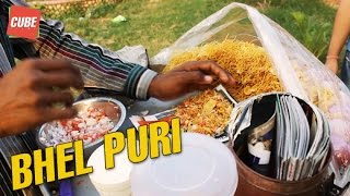 Bhel Puri | Popular Street Food | Indian Spicy Food