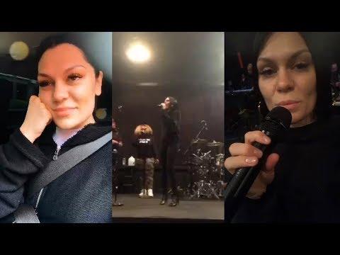 Jessie J | Instagram Live Stream | 9 March 2018