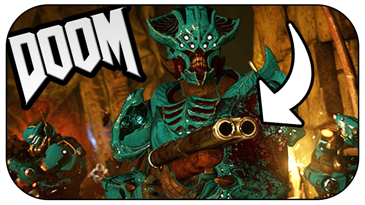 DOOM 4 Single and Multiplayer Gameplay | Xbox One (60 FPS) - YouTube