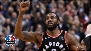 Kawhi Leonard hits game-winning shot for Raptors vs. Nets | NBA Highlights
