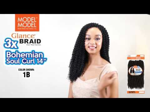 MODEL MODEL Glance Braid Collection