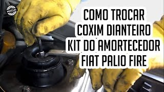 COMO TROCAR COXIM E KIT AMORTECEDOR DIANTEIRO FIAT PALIO FIRE thumbnail