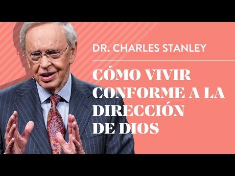 Cómo vivir conforme a la dirección de Dios – Dr. Charles Stanley