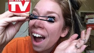UPSIDE DOWN MASCARA- DOES THIS THING REALLY WORK?