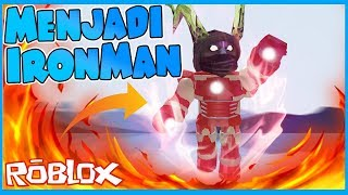 Become An iRON MAN TO SAVE The ROBLOX World!
