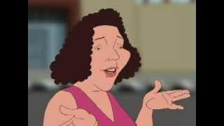 فيلم الشموع السوداء كارتون رسوم متحركة
