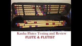 Flute & Flutist Reviews Kanha Flutes.