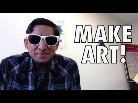Muslims, Make Art!