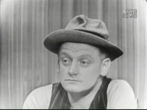 What's My Line?  Art Carney May 16, 1954