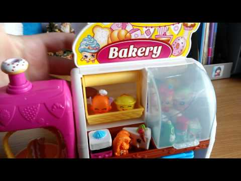 видео: shopkins / Игрушки шопкинс