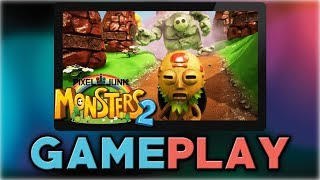 PixelJunk Monsters 2 | DEMO Gameplay